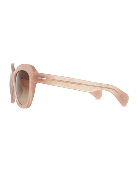 Emmy Universal Fit Cat-Eye Sunglasses