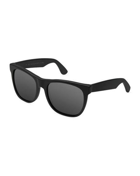 Classic Plastic Sunglasses, Black