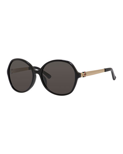 Square Universal-Fit Sunglasses