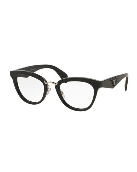 Glasses Frame Prada : Prada CATEYE OPTICAL FRAMES