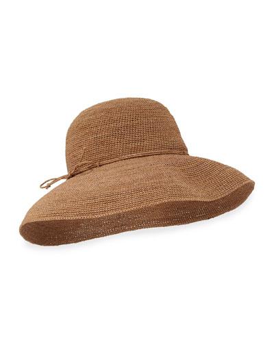 12 Provence Raffia Hat