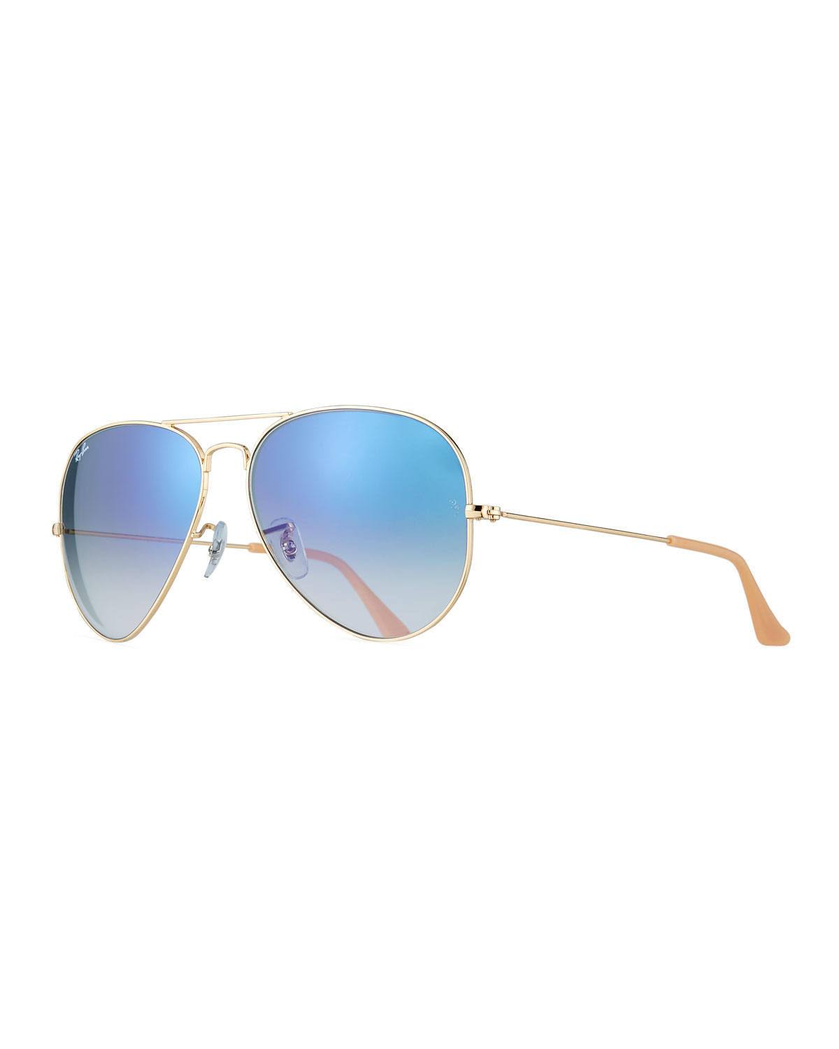 6c613cdc9cd Ray-Ban Gradient Aviator Sunglasses
