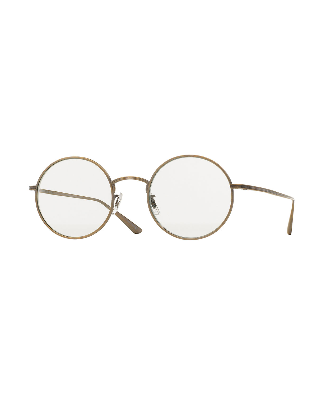 8b1e4126378bc Oliver Peoples The Row After Midnight Round Sunglasses