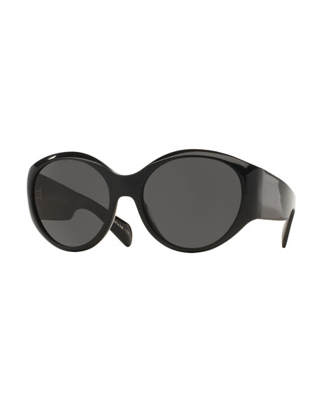Oliver Peoples The Row Don't Bother Me Oval