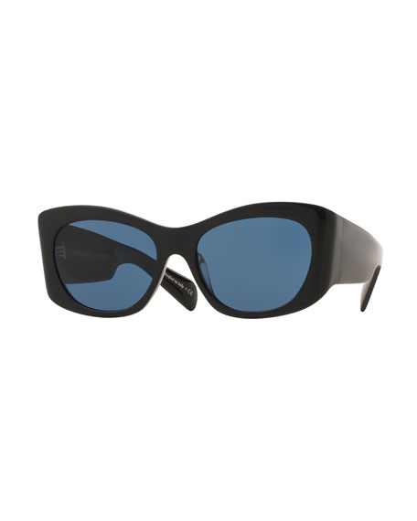 Oliver Peoples The Row Bother Me Cat-Eye Sunglasses,
