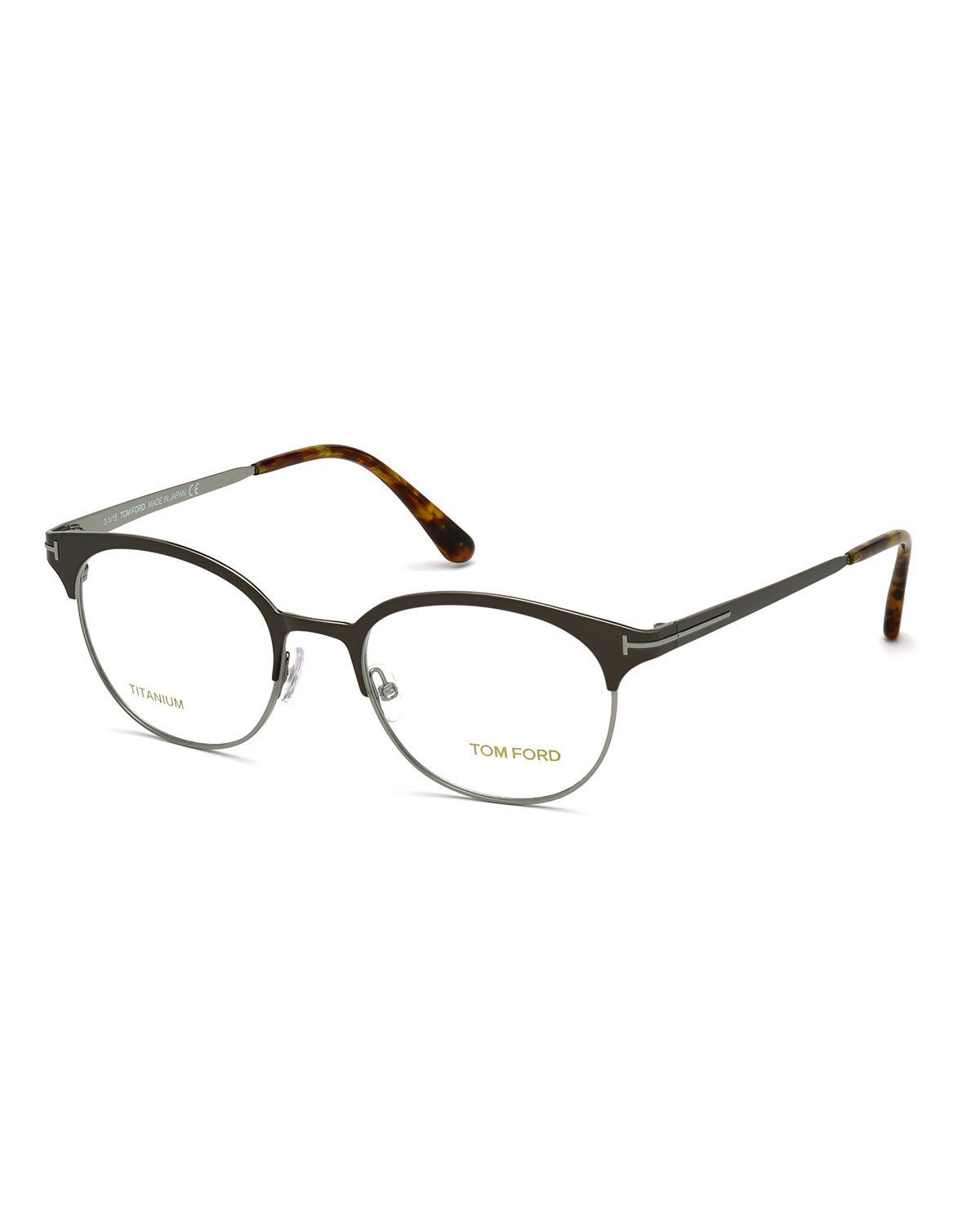 e7e15cc1ab TOM FORD Rounded Square Optical Frames