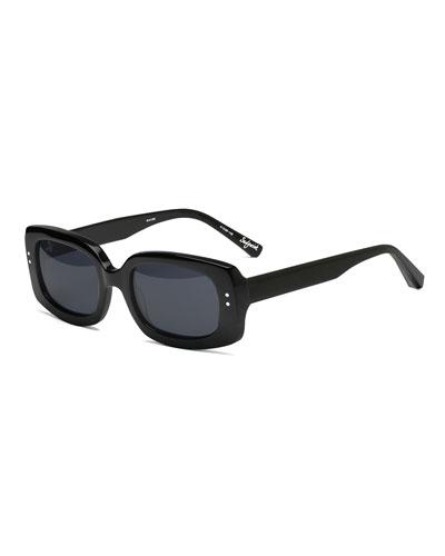 Sedgwick Rectangular Sunglasses