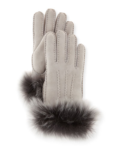 Classic Heritage Toscana Gloves, Seal