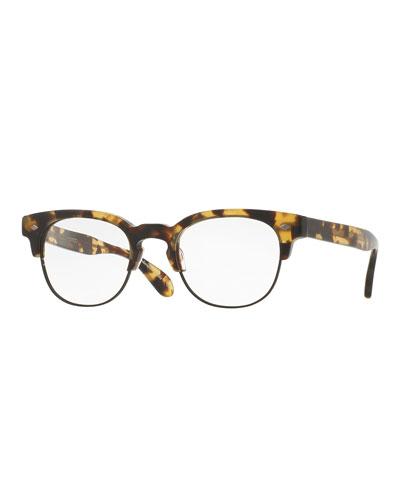 Hendon Optical Frames, Hickory Tortoise