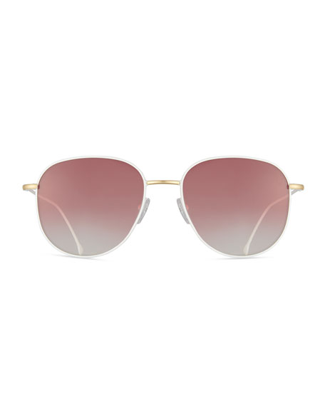 San Diego Gradient Square Sunglasses