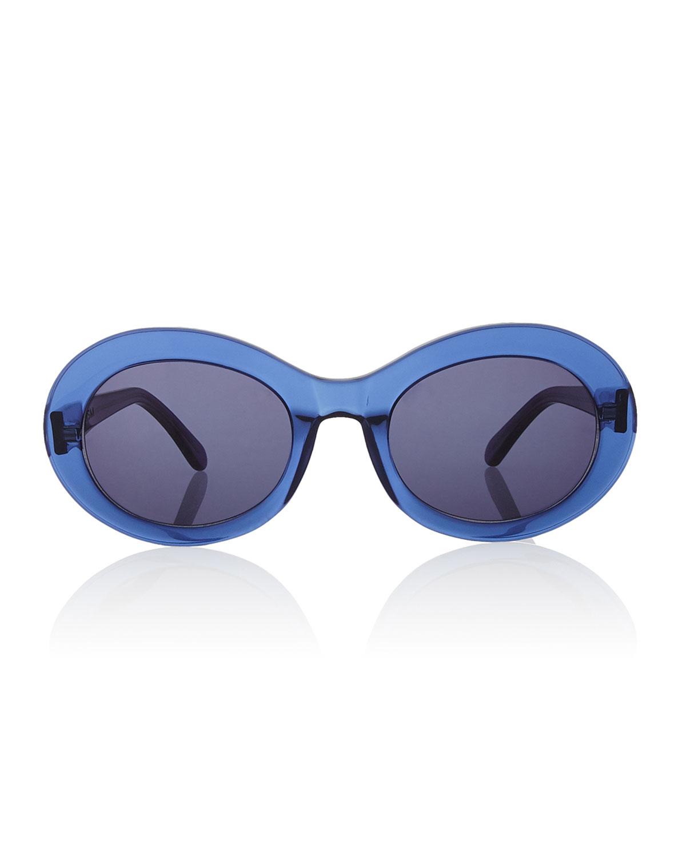 San Francisco Lunettes De Soleil - Prisme Bleu HfsbDoD