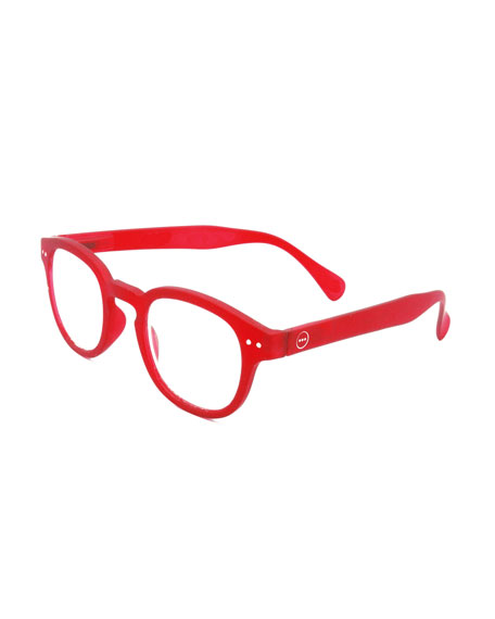 See Concept Blue Light Screen Protective Glasses, Red