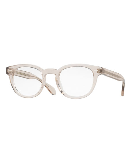 Sheldrake Square Optical Frames, Gray