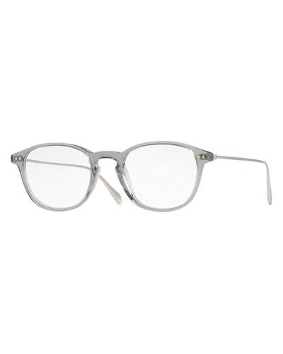 Heath Square Optical Frames, Gray