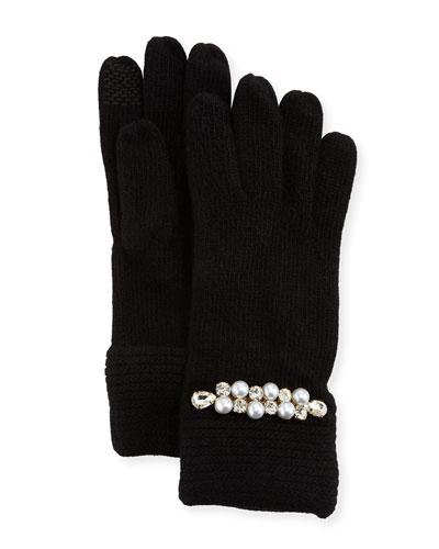 Designer Gloves Fingerless Amp Leather Gloves At Neiman Marcus