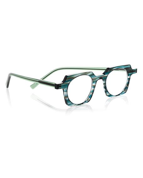 Chutzpah Geometric Readers, Blue/Green