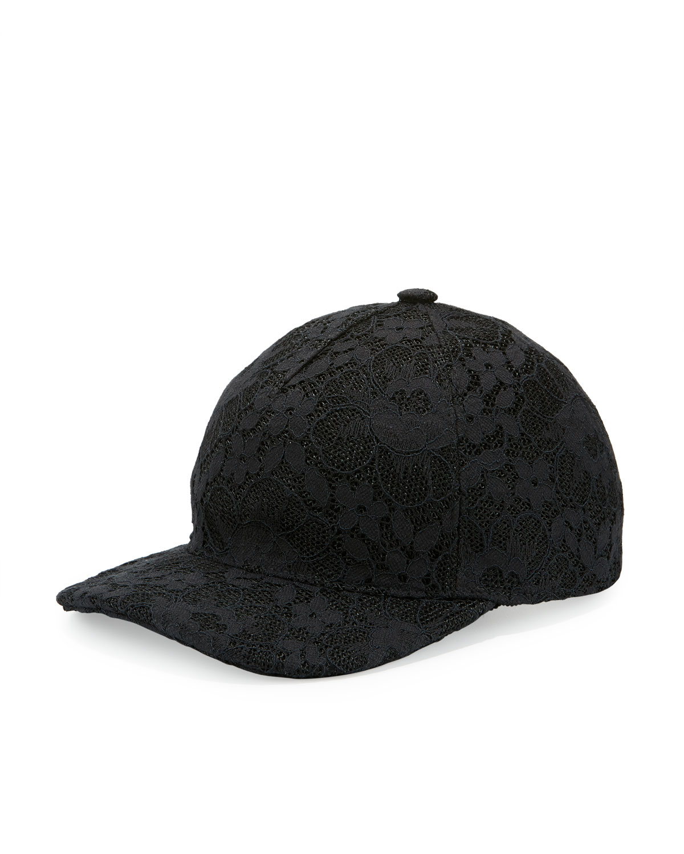 Gucci Floral Lace Baseball Cap 9943775bdd7