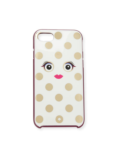 dot monster iPhone 7 case, multicolor