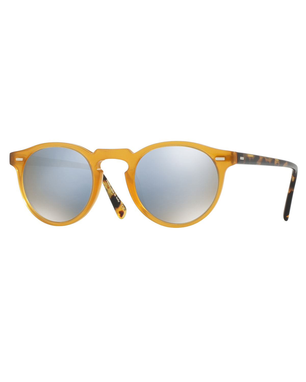 Gafas Gregory 47 edición de Peck de sol limitada espejadas multicolor rqrTwYa