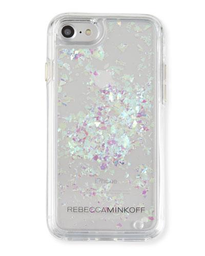 Waterfall Glitter Phone Case - iPhone 8/7