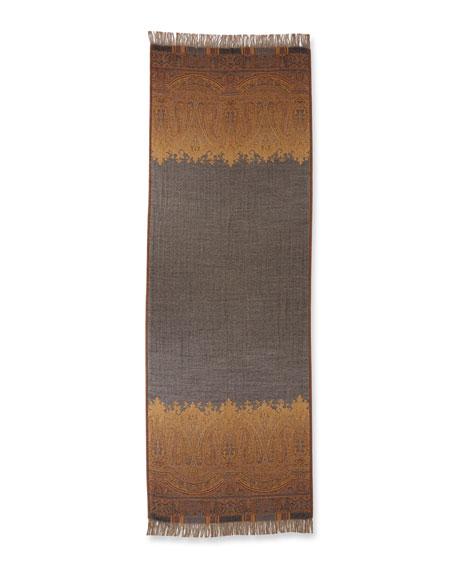 paisley scarf gay