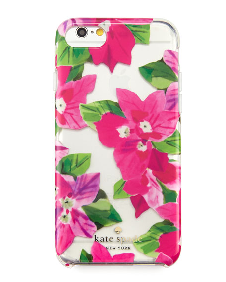 kate spade new york bougainvillea iPhone 7 case,