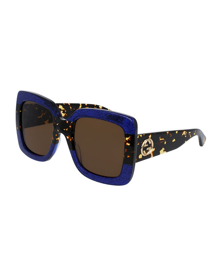 Gucci Mirrored Sunglasses  women s designer sunglasses cat eye at neiman marcus