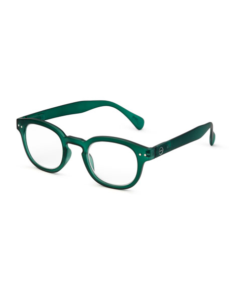 Let Me See Square Readers, Green