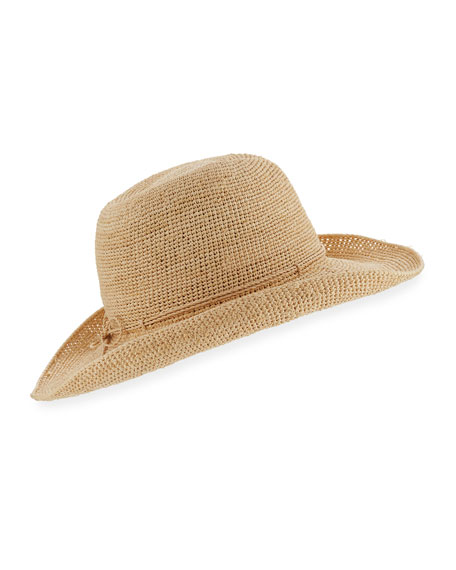Belen Raffia Cowboy Hat