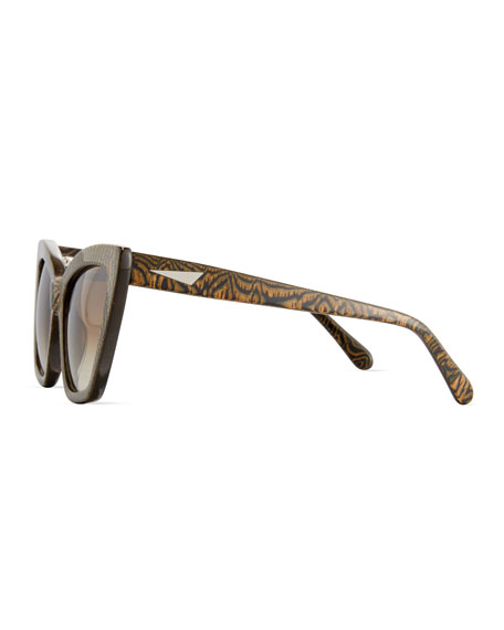 Calvi Cat-Eye Sunglasses