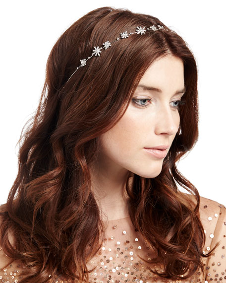 Starlight Single-Strand Circlet Headband
