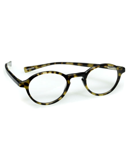 Eyebobs Board Stiff Round Readers, Tortoise