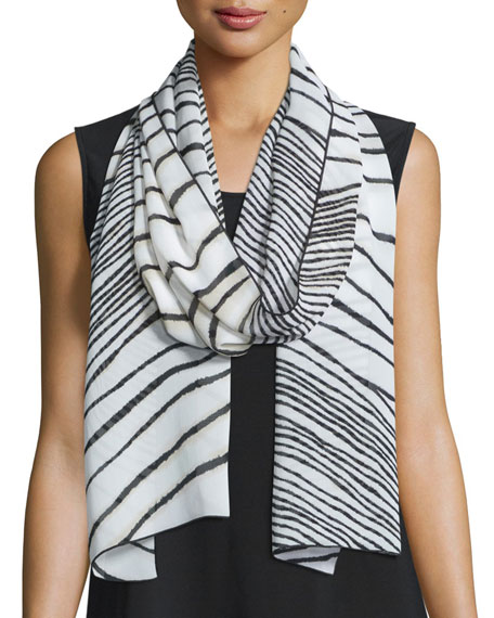 Summer Safari Print Scarf
