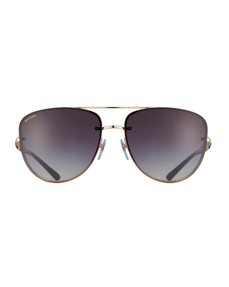 Aviator Square Sunglasses