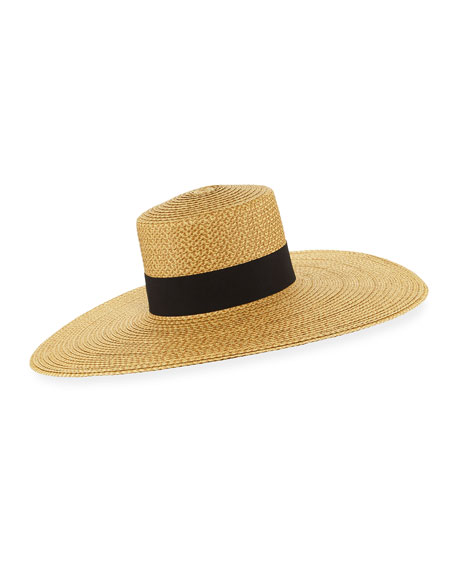 Eric Javits Bey Squishee® Sun Hat, Neutral