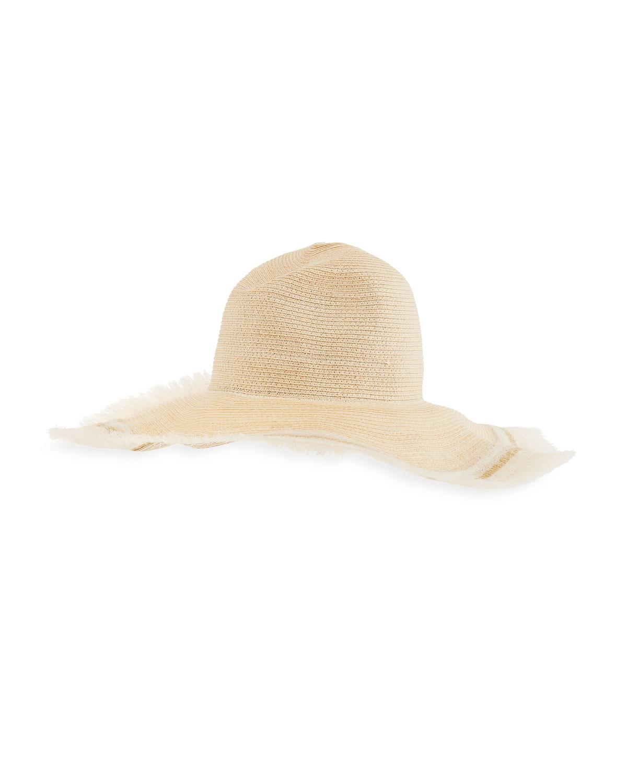 Filuhats Foldable Straw Hat w  Wire Brim  ea16656b3a1