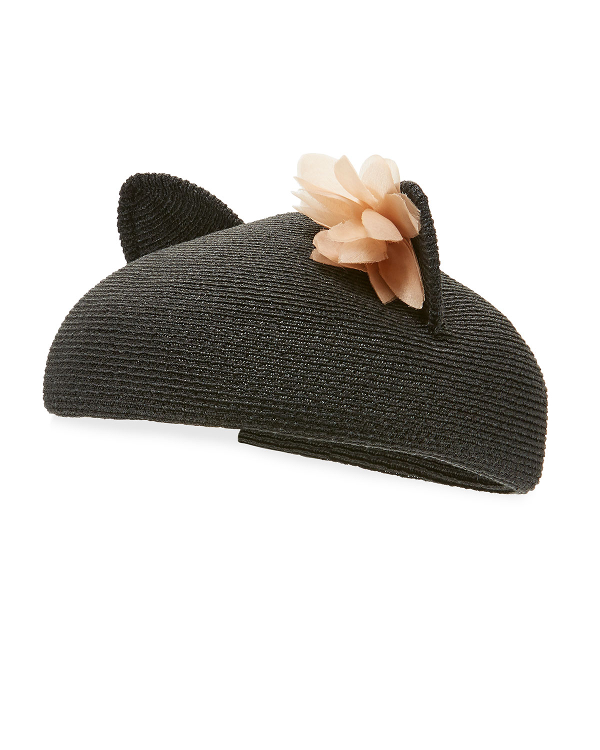 bde5902851345 Eugenia Kim Caterina Braided Cat-Ear Beret Hat