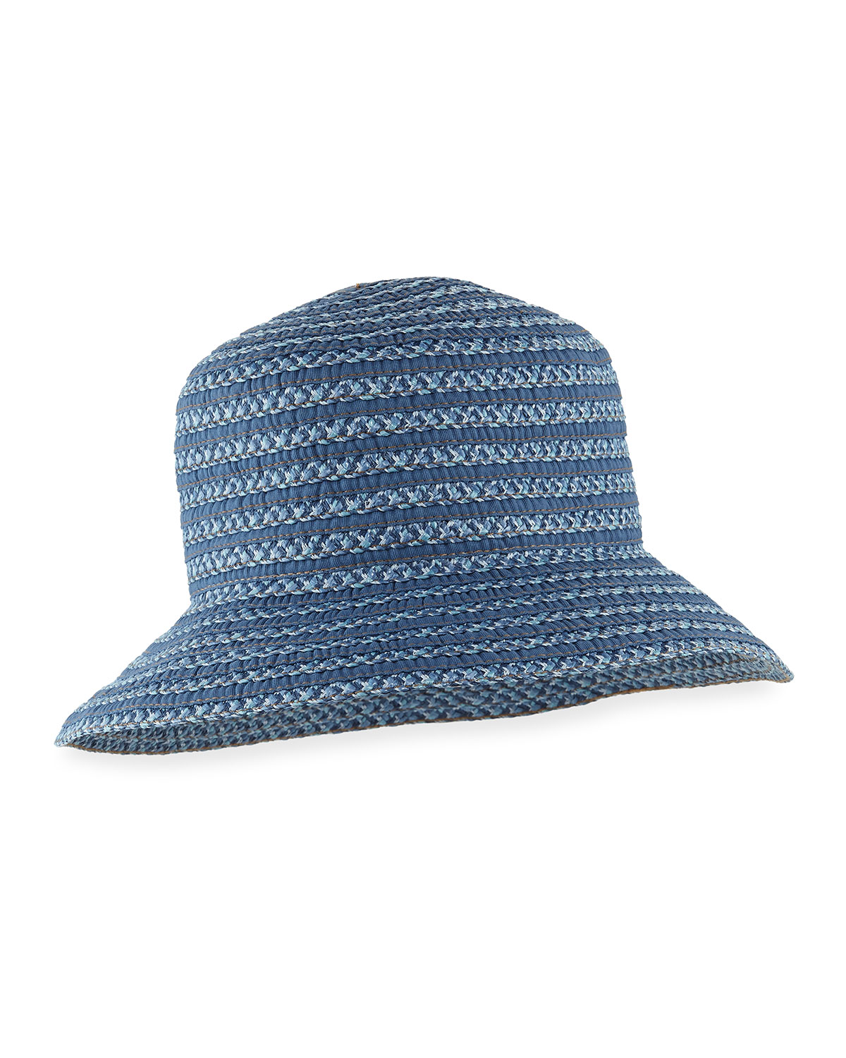 Eric Javits Braid Dame UPF 50+ Packable Bucket Hat dc54ee2a287