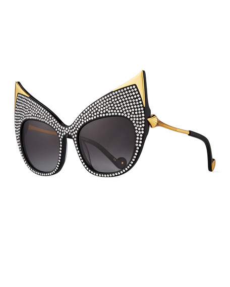 Anna-Karin Karlsson Billion Dollar Babes Swarovski® Ultra Cat-Eye