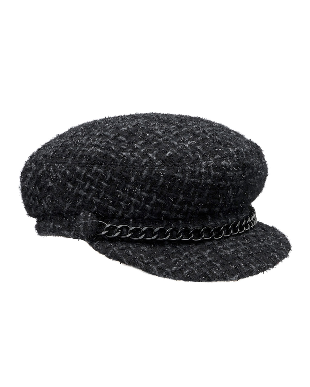 15b76087ecc61 Eugenia Kim Marina Tweed Newsboy Hat