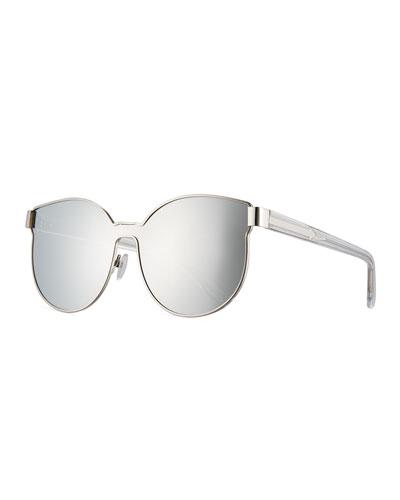 Gray Sunglasses  women s designer sunglasses cat eye at neiman marcus