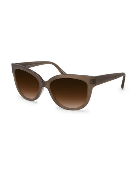 Barton Perreira Vandella Cat-Eye Sunglasses