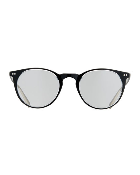 Royal Round Optical Frames, Black