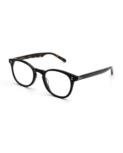 Marengo Square Optical Frames, Black