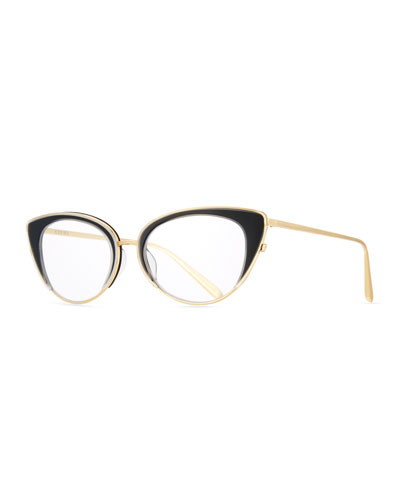 Clara Cat-Eye Optical Frames