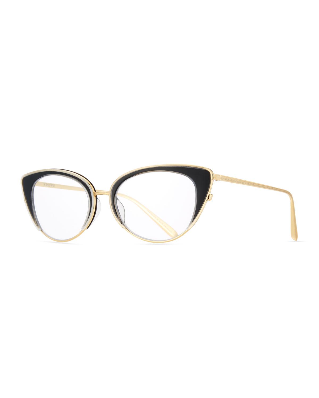 081ad1282a KREWE Clara Cat-Eye Optical Frames
