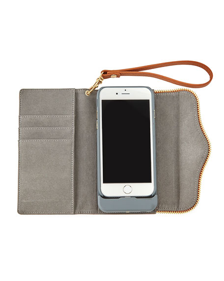 MAB Phone Case Charging Wristlet