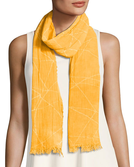 Organic Cotton Maltinto Constellation Scarf