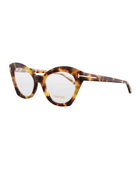 Amazoncom Tom Ford Eyeglasses TF 5189 HAVANA 055 TF5189