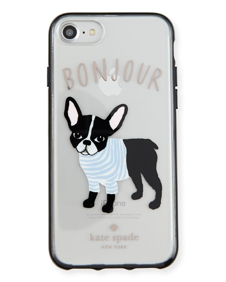 kate spade new york bonjour dog iphone 7